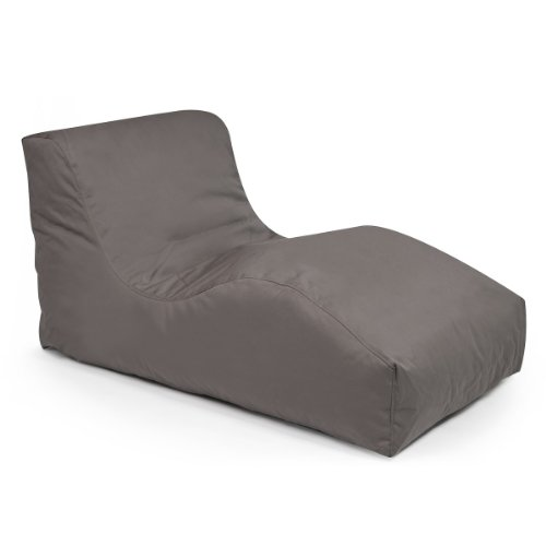 Outbag 01WAV-PLU-ant Wave Gartenliege / Outdoor Lounge - Anthrazit