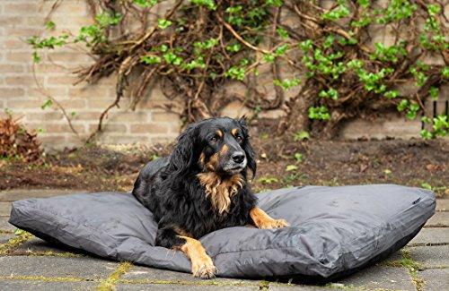 Hundekissen Outdoor für große Hunde XL 120x80 cm