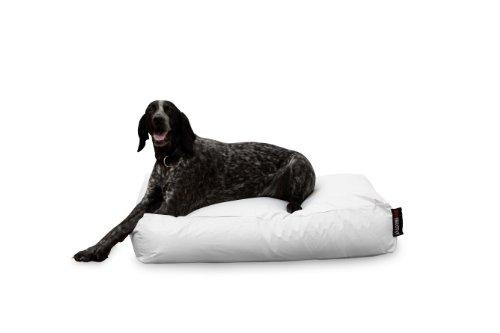 Smoothy Hundebett Hundekissen Hundekorb Dogsmoothy Classic in Weiß