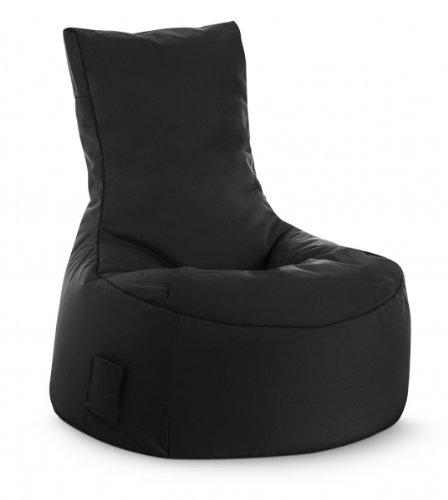 Sitzsack Scuba Swing schwarz