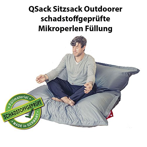 qsack sitzsack qsack outdoor sitzsack angebote 2019 neu. Black Bedroom Furniture Sets. Home Design Ideas