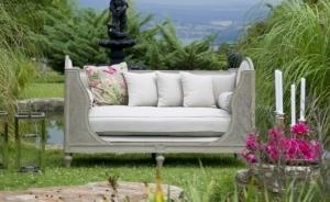 Outdoor Sessel: Wohnzimmer im Freien