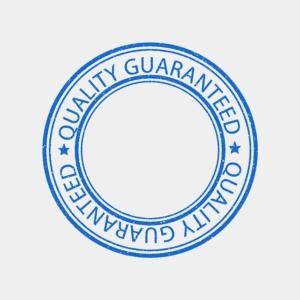 Qualitätszertifikat